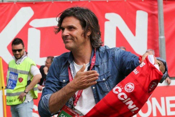 Marco Negri: «Perugia sera toujours dans mon cœur»