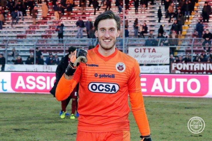 Alberto Paleari : « Mon rêve est de jouer en Serie A avec Cittadella»