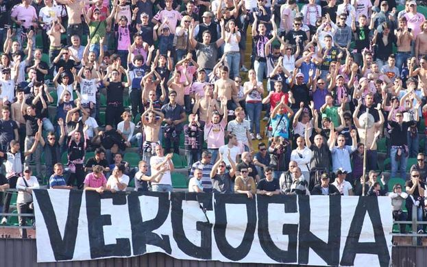Chaos en Serie B : Palerme relégué!