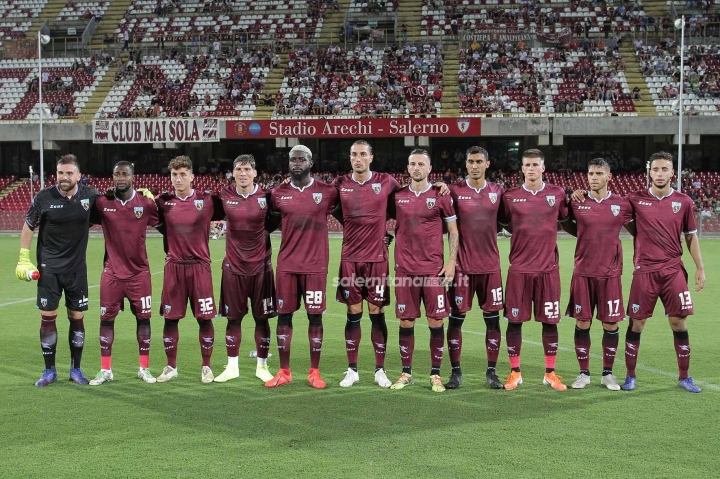 Preview 2019/2020 : US Salernitana 1919