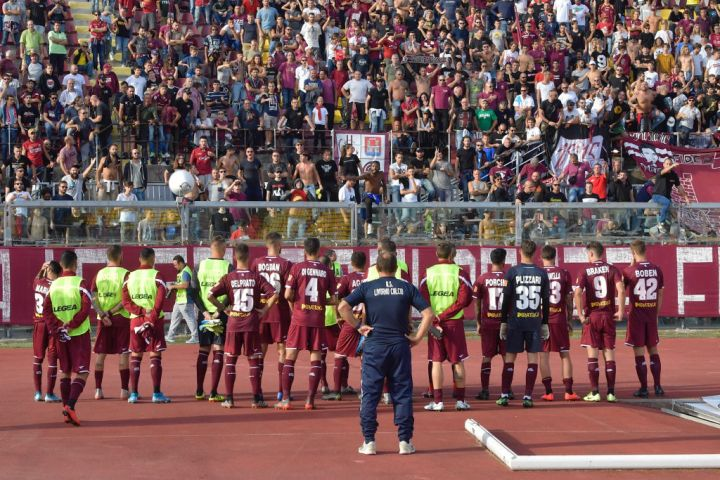 A.S. Livorno Calcio : a season of chaos